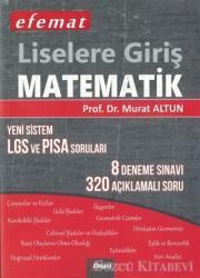 Efemat Liselere Giriş Matematik