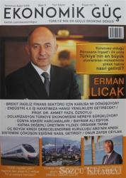 Ekonomik Güç Dergisi Sayı: 9 Temmuz - Eylül 2018