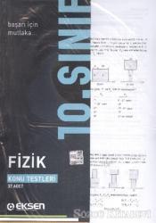 Eksen 10. Sınıf Fizik Konu Testleri