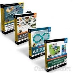 Elektronik Eğitim Seti (4 Kitap Takım)