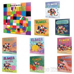 Elmer'ın Komik Dünyası 10'lu Set (2+Yaş)