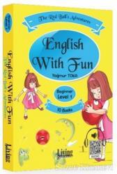 English With Fun Level 1 - 10 Kitap