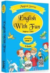 English With Fun Level 3 - 10 Kitap
