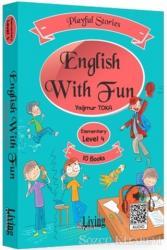 English With Fun Level 4 - 10 Kitap