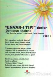 """""""Envar'ı Tıp!"""" Derler Doktorun Kitabına Cilt 1"""