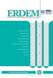 Erdem Atatürk Kültür Merkezi Dergisi Sayı: 80 Haziran 2021