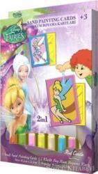 Fairies 1: Kum Boyama Kartları