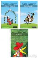 Fakir Baykurt Çocuk Kitapları Seti (3 Kitap Takım)