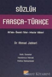 Farsça - Türkçe Sözlük