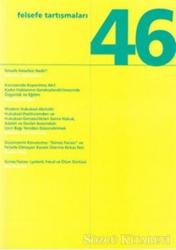 Felsefe Tartışmaları Sayı: 46