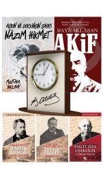 Fikir ve Kalem Ustaları (Saat Hediyeli) 5 Kitap Set