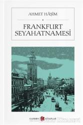 Frankfurt Seyahatnamesi (Cep Boy)
