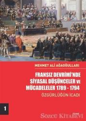 Fransız Devrimi'nde Siyasal Düşünceler ve Mücadeleler 1789-1794
