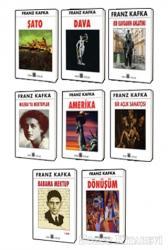 Franz Kafka Klasikleri 8 Kitap Set