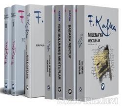 Franz Kafka Mektuplar (7 Kitap Takım)