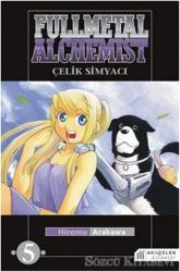 Fullmetal Alchemist - Çelik Simyacı 5