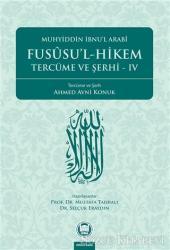 Fususu'l-Hikem Tercüme ve Şerhi 4
