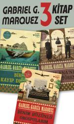 Gabriel Garcia Marquez 3 Kitap Set