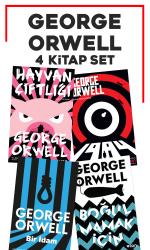 George Orwell 4 Kitap Set