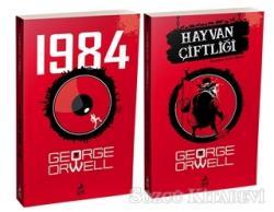 George Orwell Set (2 Kitap Takım)