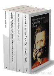 Goethe Seti - (4 Kitap Takım)