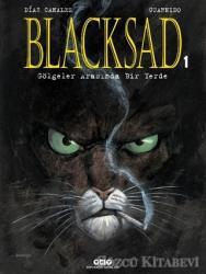 Gölgeler Arasında Bir Yerde - Blacksad Cilt 1