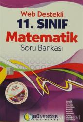 Güvender - 11. Sınıf Matematik Soru Bankası Web Destekli