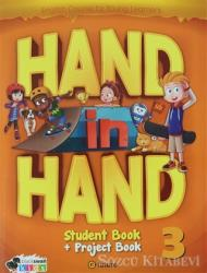 Hand in Hand Student Book + Project Book 3