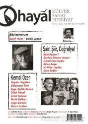 Hayal Kültür Sanat Edebiyat Dergisi Sayı: 74 Temmuz-Ağustos-Eylül 2020
