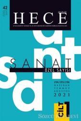Hece Aylık Edebiyat Dergisi Yıl:25 Sayı: 294/295/296 Harizan/Temmuz/Ağustos 2021 (Özel Sayı 42) - 2 Cilt Takım