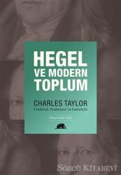 Hegel ve Modern Toplum