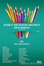 İktisadi ve İdari Bilimlerde Araştırma ve Değerlendirmeler Cilt 2