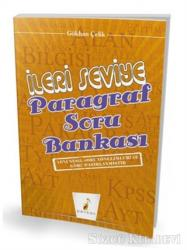 İleri Seviye Paragraf Soru Bankası