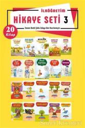 İlköğretim Hikaye Seti 3 - 20 Kitap
