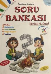 İlkokul 4. Sınıf Özet Konu Anlatımlı Soru Bankası