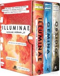 İlluminae Dosyaları Serisi - Kutulu Set (3 Kitap)