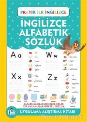 İngilizce Alfabetik Sözlük