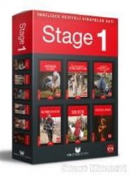 İngilizce Hikaye Seti Stage 1 (6 Kitap Takım)