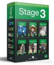 İngilizce Hikaye Seti Stage 3 (6 Kitap Takım)