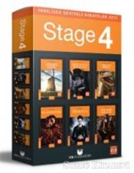 İngilizce Hikaye Seti Stage 4 (6 Kitap Takım)