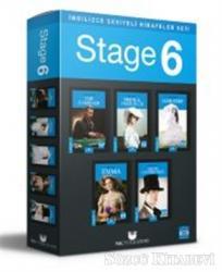 İngilizce Hikaye Seti Stage 6 (5 Kitap Takım)