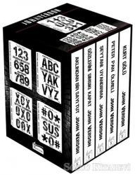 John Verdon Polisiye Set (5 Kitap Kutulu)