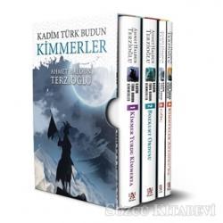 Kadim Türk Budun Kimmerler Kutulu Set (4 Kitap Takım)