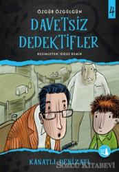 Kanatlı Denizatı - Davetsiz Dedektifler 4