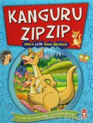 Kanguru Zıpzıp - Allah'ın Latif İsmini Öğreniyor