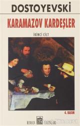 Karamazov Kardeşler Cilt 2