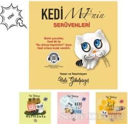 Kedi Mi'nin Serüvenleri (3 Kitap Takım)