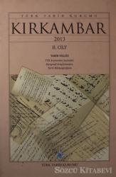 Kırkambar 2013 Tarih Yıllığı Cilt 2