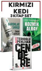 Kırmızı Kedi 3 Kitap Set