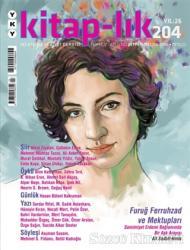 Kitap-lık Dergisi Sayı: 204 Temmuz - Ağustos 2019